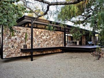 การออกแบบบ้านสไตล์ญี่ปุ่นเน้นความเรียบง่ายผสมผสานกับหลักของธรรมชาติ